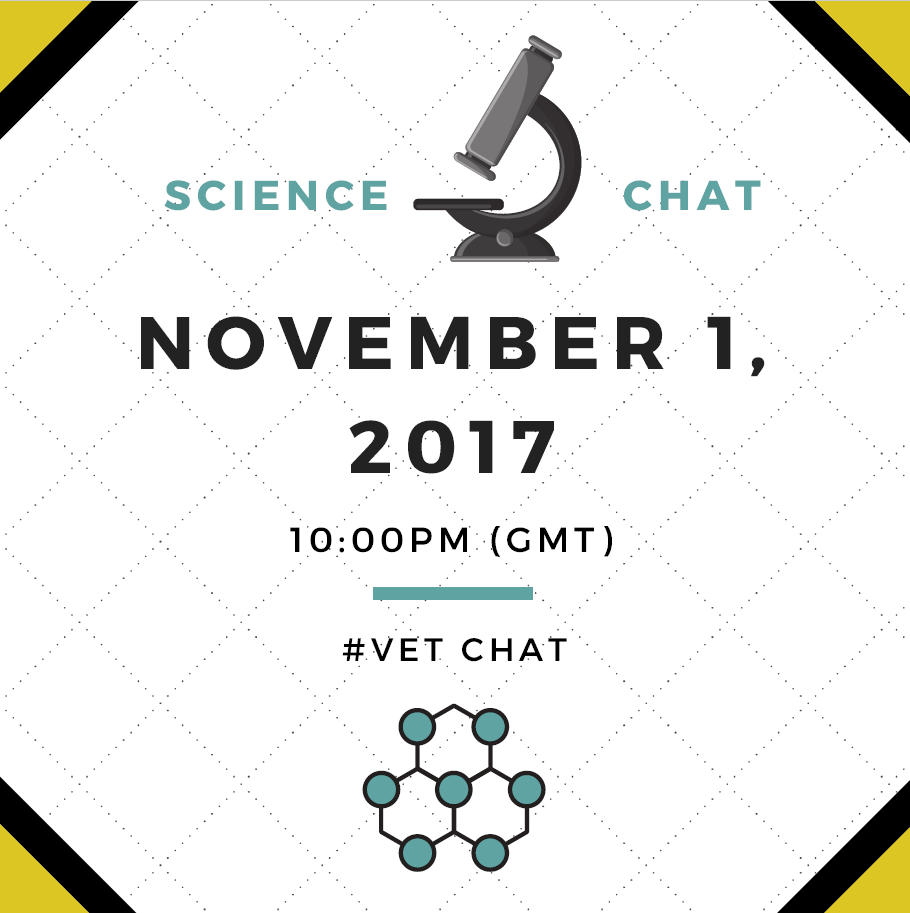 Science Chat November 1 in veteran chat